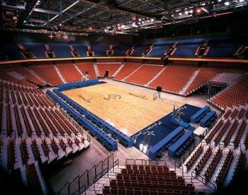Mohegan Sun Arena at Mohegan Sun.
