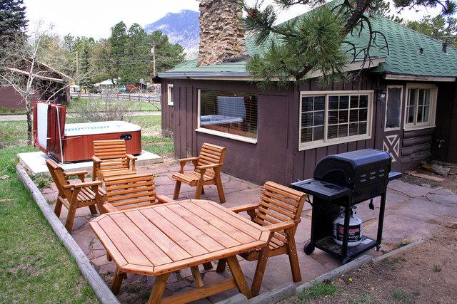 Lazy r cottages estes park co resort reviews for Estes park lodging cabins