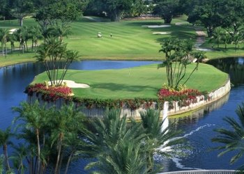Golf Course at The Westin Diplomat Resort