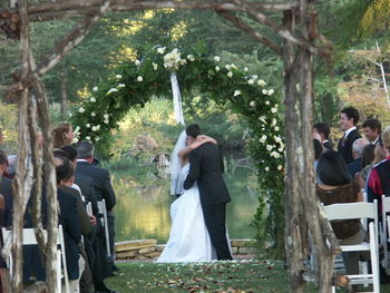 Wedding Ceremonies at Roddy Tree Ranch
