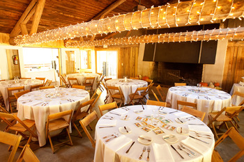 Wedding Reception at Montfair Resort Farm