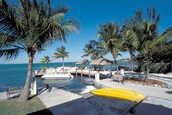 Kayak rental at Lookout Lodge Resort.