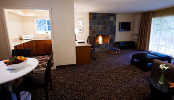 Fireplace Suite at The Resort at the Mountain