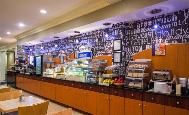 Holiday Inn Express New York City Chelsea New York Ny Resort Reviews