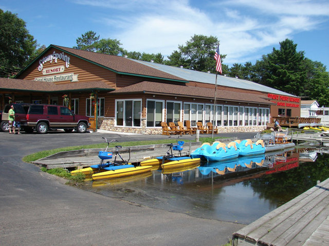 Stony Point Resort (Cass Lake, MN)