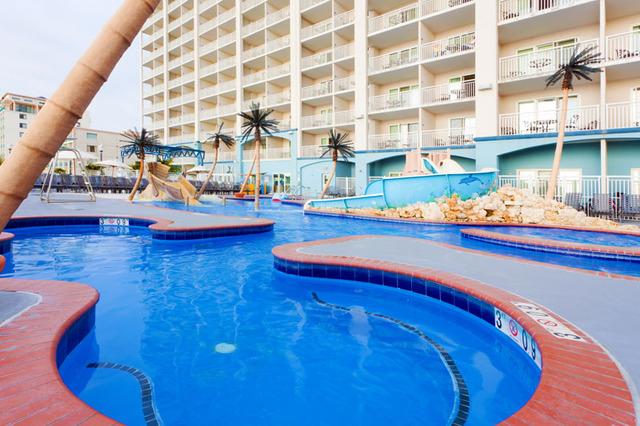 Holiday Inn Suites Ocean City Ocean City Md Resort