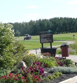 Golf Course at Good Spirit Golf Resort