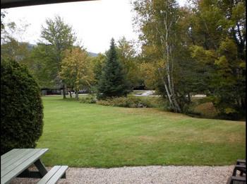 View from Village Condominium.
