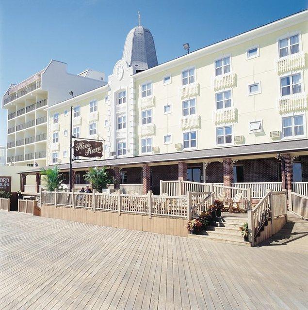 Plim Hotel Ocean City Maryland
