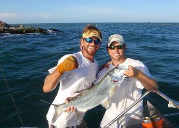Fishing at Port Aransas Escapes.