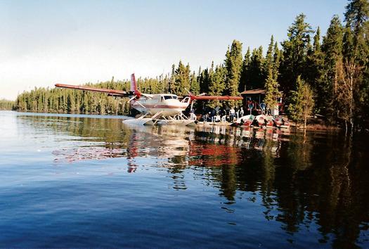 Grey owl camp fly in regina saskatchewan resort for Canada fishing lodges