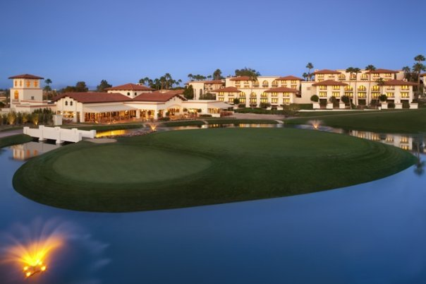 Golf course at Arizona Grand Resort.