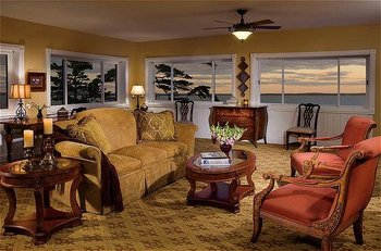 Vanderbilt Suite at Bar Harbor Regency