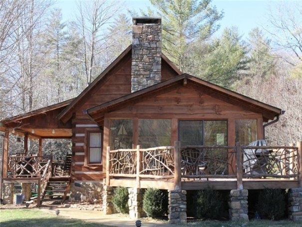 Blowing rock vacation rentals cabin mountain magic for 8 bedroom cabins in north carolina