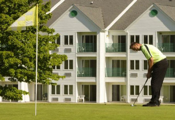 Exterior View of Lakeview Hills Golf Resort