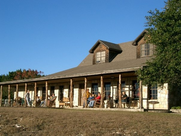 Exterior view of Silver Spur Ranch.