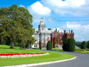 Exterior of Adare Manor Limerick