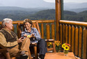 Relax at Dollywood Cabins