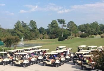 Golf course near Intracoastal Realty.