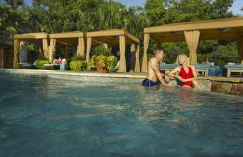 Outdoor Pool at Lake Austin Spa Resort