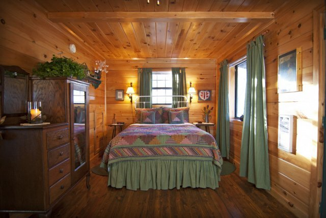 Mountain springs cabins asheville nc resort reviews for Asheville nc lodging cabins