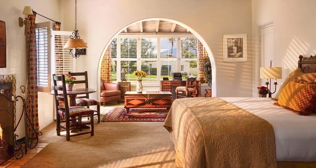 Guest room at La Quinta Resort and Club.