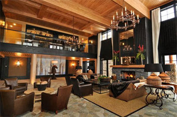 Lobby Area at Blue Sky Breckenridge