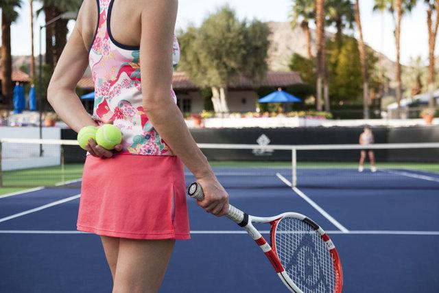 Tennis at La Quinta Resort and Club.