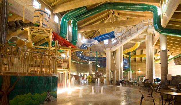 Holiday Inn With Water Park S In Mn 61