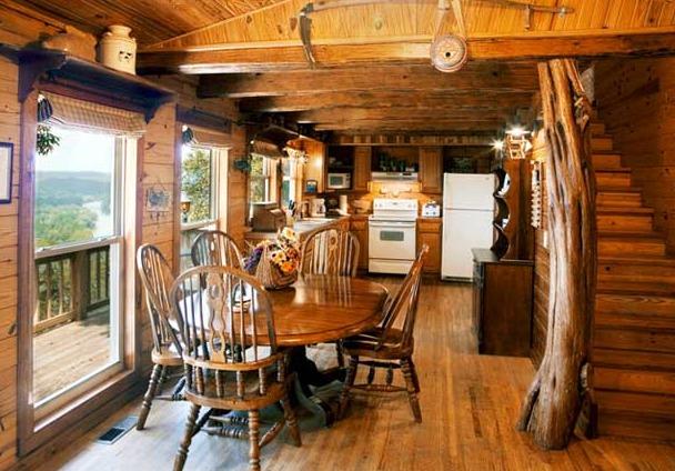 Can U Canoe Riverview Cabins Eureka Springs Ar Resort