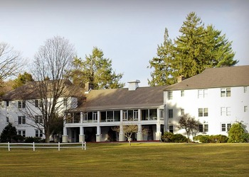 Outside Water Gap Country Club.