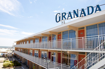 Exterior view of Granada Ocean Resort.