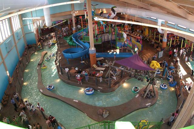 Cocoa Beach Indoor Water Park
