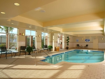 Indoor Pool at Hilton Garden Inn Myrtle Beach