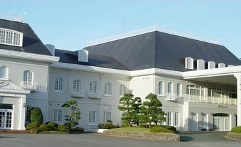 Exterior view of Kazusa Monarch Country Club.
