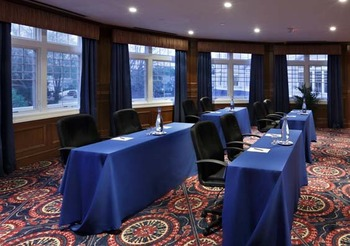Conference room at Madison Beach Hotel.