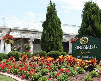Exterior Front View at Kingsmill Resort