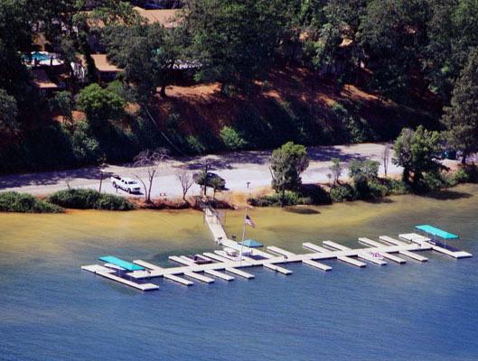 Aerial View of Tsasdi Resort