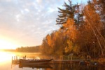 Lake Vermilion in the Fall