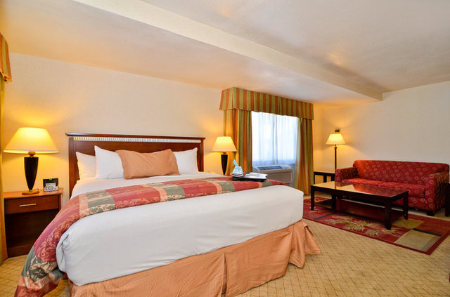 Best Western High Sierra Hotel Mammoth