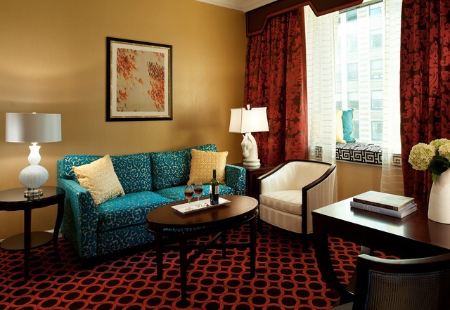Hotel monaco chicago chicago il resort reviews for Hotel monaco chicago