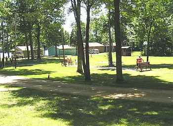 Park Area at Kafka's Resort