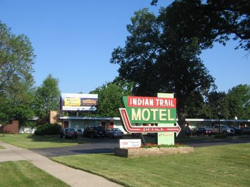 Welcome to the Indian Trail Motel