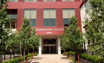 Exterior View of Homewood Suites by Hilton University City Philadelphia