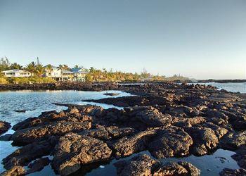 Exterior view of Big Island Vacation Rentals.