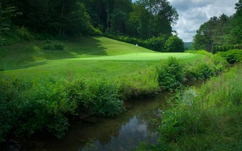 Golf Course at The Woodstock Inn & Resort