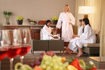 Spa services at Holiday Inn Club Vacations Lake Geneva Resort.