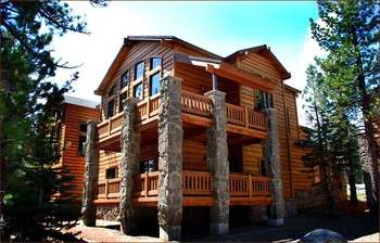Exterior view of Mammoth Stonegate.