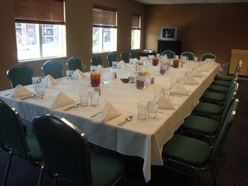 Conference Room at Broadway Inn and Conference Center