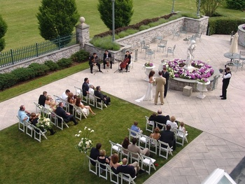 Wedding at Nemacolin Woodlands Resort.